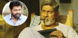Sukumar about Killing Jagapathi Babu Scene In Rangasthalam