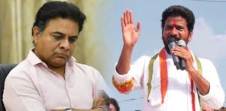 revanth reddy direct challenge to minister ktr
