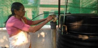 77 years grand mother from Pune Cook With Biogas she Saving 50 percent LPG Cost