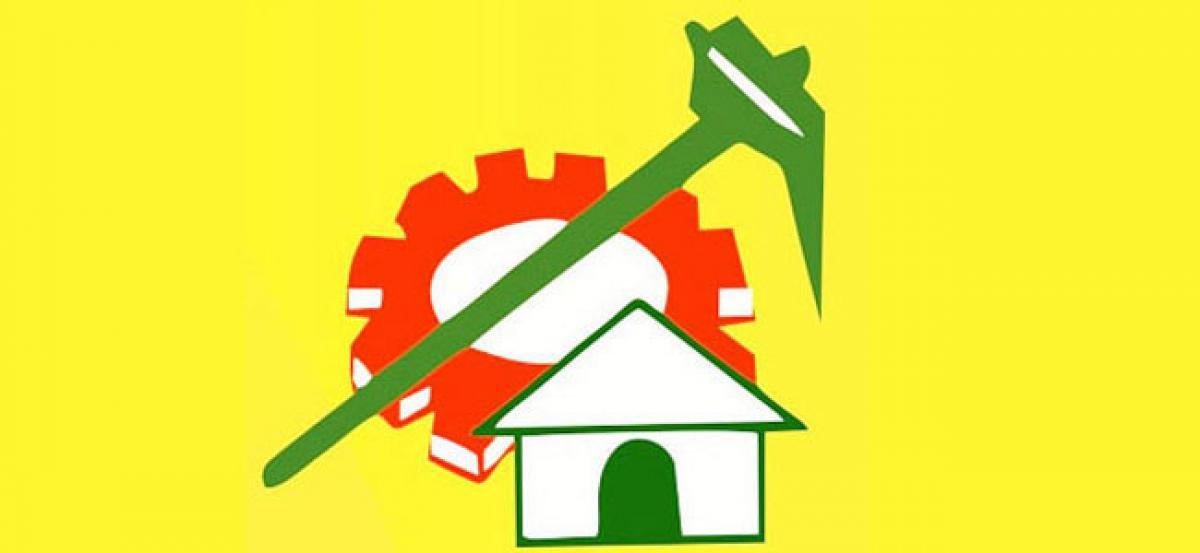 What next tdp amravati movement