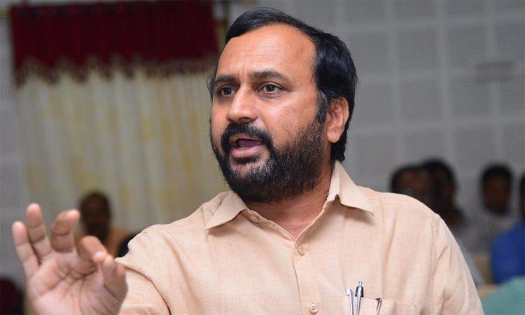 Acham Naidu Fair On alla ramakrishna reddy
