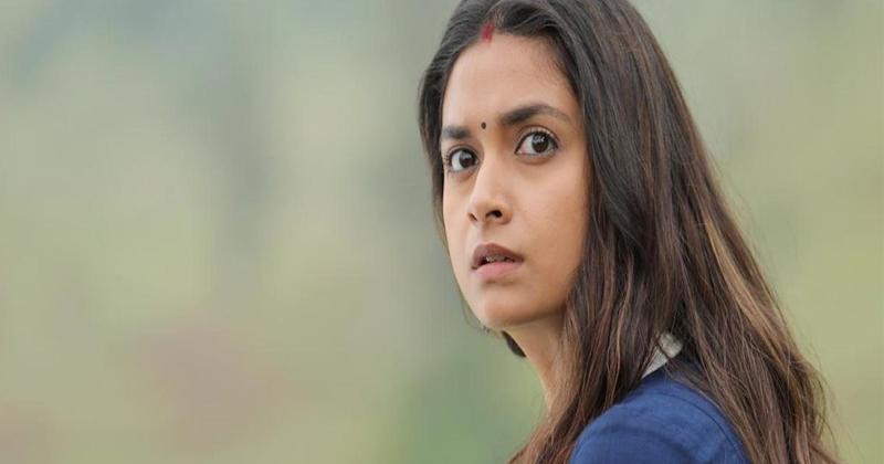 Keerthy suresh about Venky atluri at Rang de event