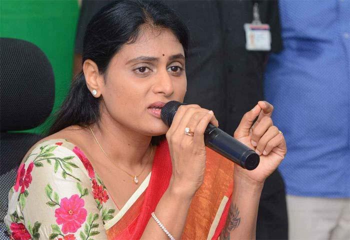 sharmila sensational Comments on Telangana