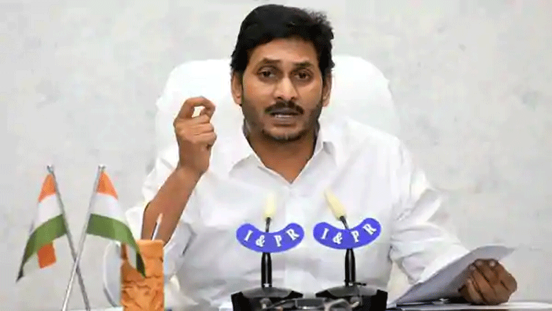 ys jagan helping the opposition party