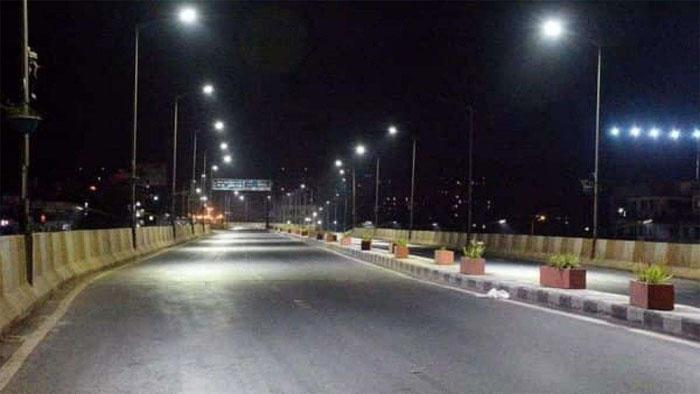 night curfew in telangana extended till may 8