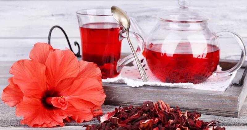 Advantages of Hibiscus Tea
