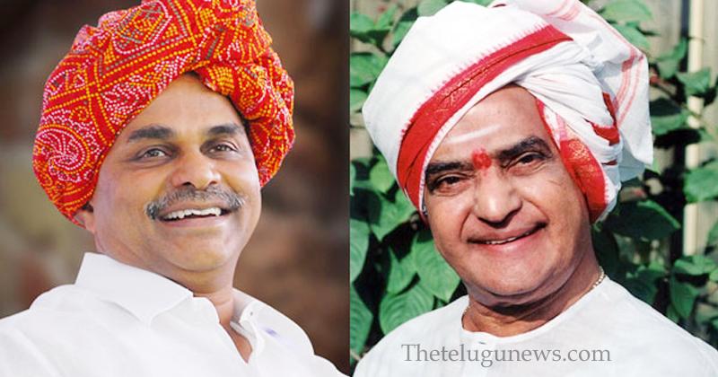 ntr and ys rajasekhar reddy politics in telangana