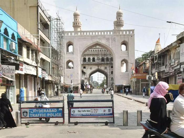 10 days lockdown imposed in telangana from may 12