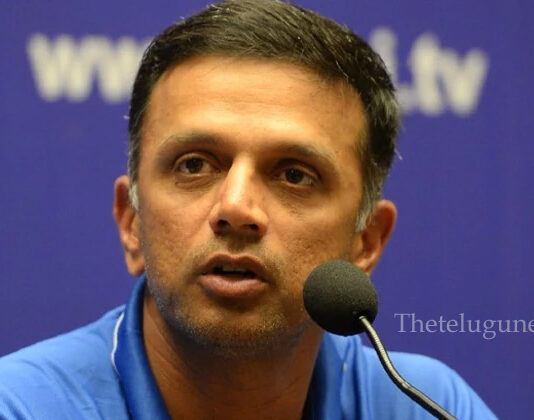 rahul dravid as coach for indian cricket team