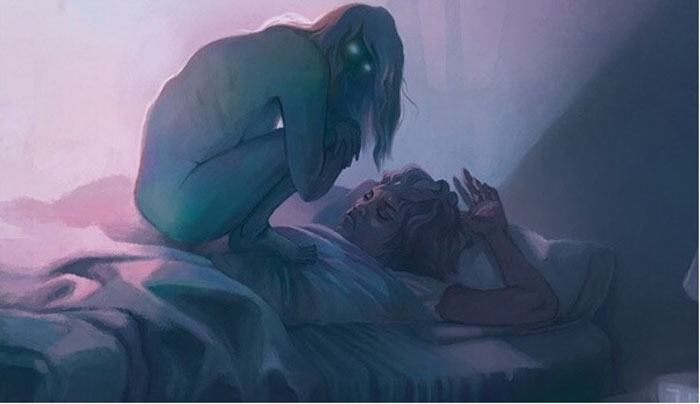 health issues with sleep paralysis