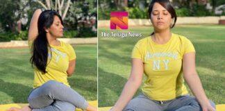 anasuya bharadwaj fitness secret