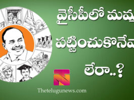 ysrcp leaders inactive In Party