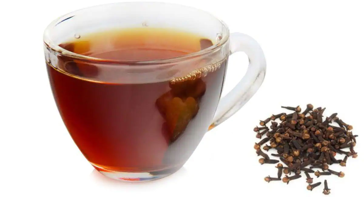 clove tea good for health and to lose weight