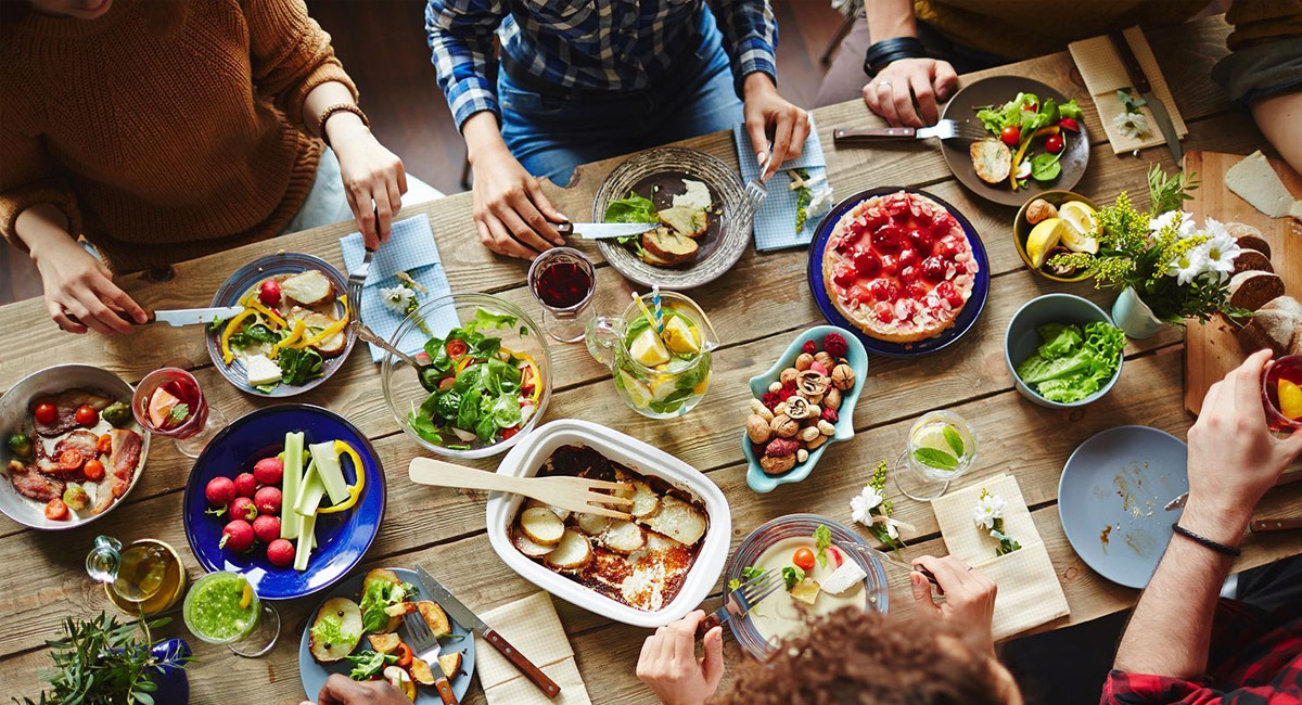 more health benefits with early dinner