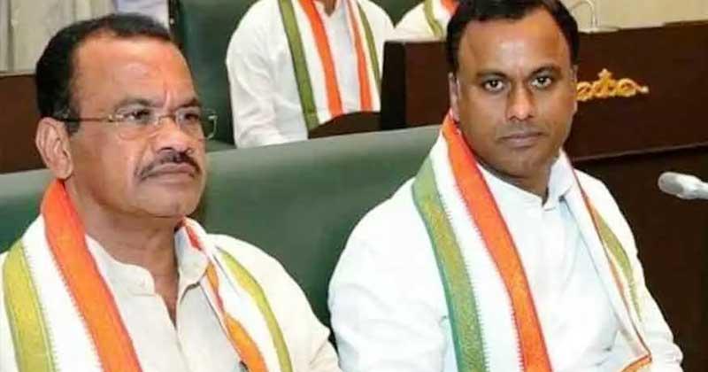 komatireddy brothers politics