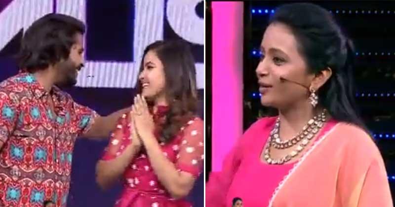 Siri Hanumanth And Srihan In Anchor Suma Start Music Show