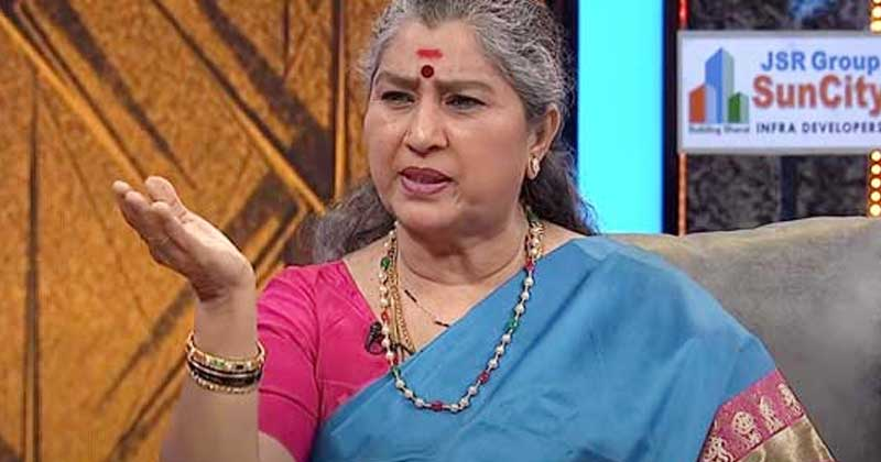 annapurnamma revealed about her daughter death