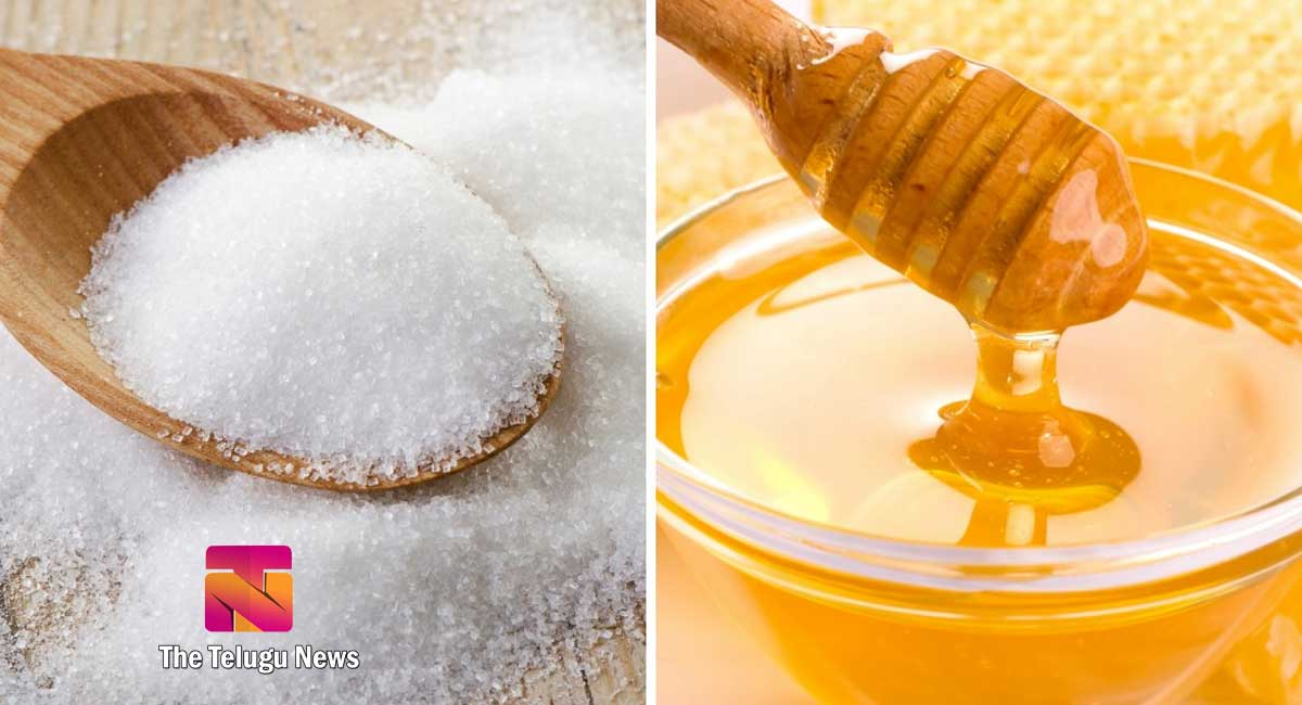 sugar vs honey which is The better