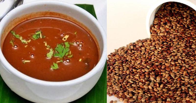 vulava charu Health benefits of horse gram soup