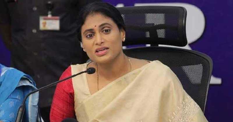 Ys Sharmila comments on ys Jagan kcr