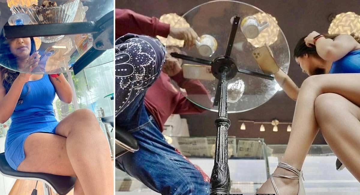 Ashu Reddy : కెమెరా మొత్తం అక్కడే పెట్టినట్టున్నాడు !.. అషూ రెడ్డి పరువుతీస్తోన్న ఆర్జీవీ | The Telugu News