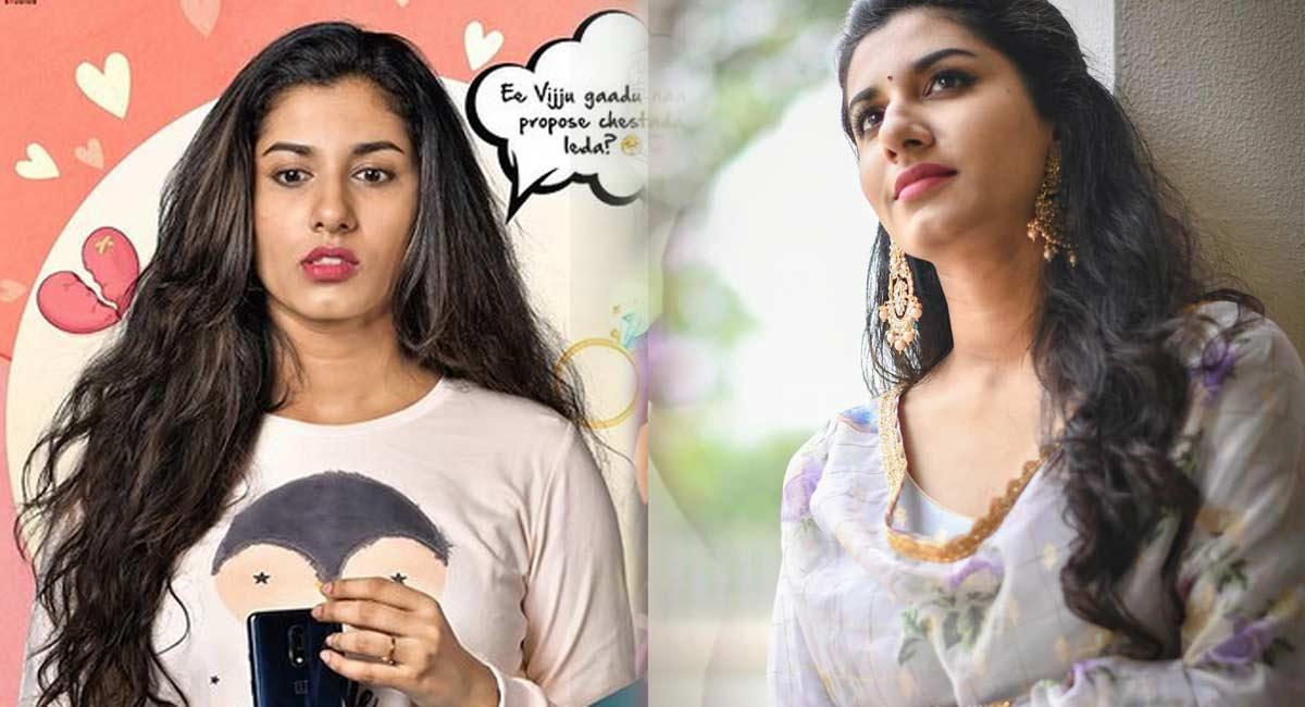 Anchor Vishnu Priya Shares Bakers And Beauty