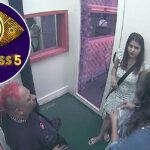 Sarayu Hamida And Lobo Smoking In Bigg Boss 5 Telugu