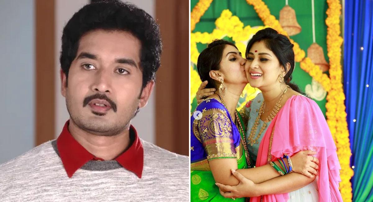 Nirupam Wife Manjula Sister Keerthy Son Cradle function
