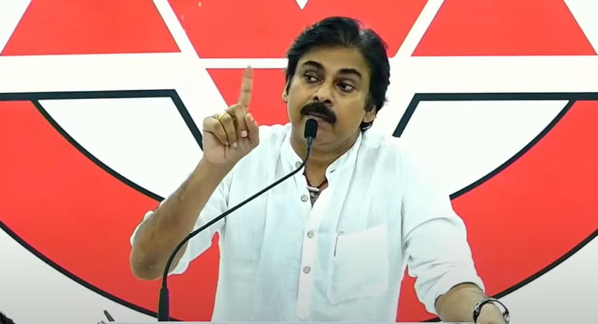 pawan kalyan Speech at Mangalagiri