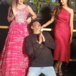 RGV With Ariyana And Ashu Reddy