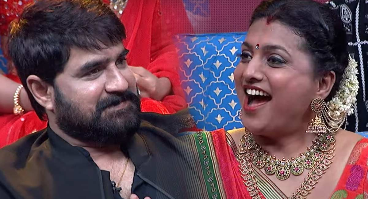 Hero Srikanth On Relationship with Roja