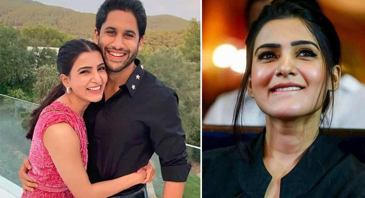 samantha and naga chaithanya going to take divorce