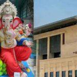 Vinayaka Chavithi Celbration in Doors in AP
