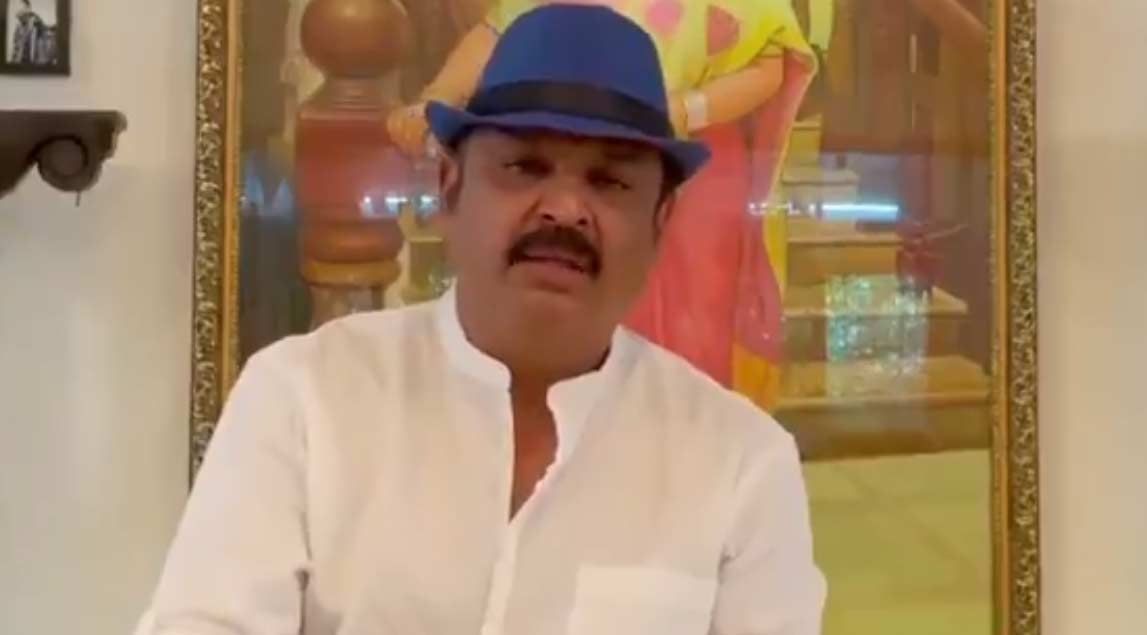 bandla ganesh comments on vk naresh regarding sai dharam tej