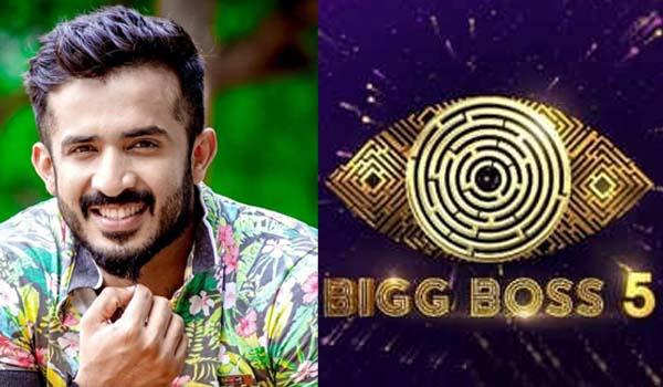Anchor Ravi In Bigg Boss 5 Telugu 1st week nomination