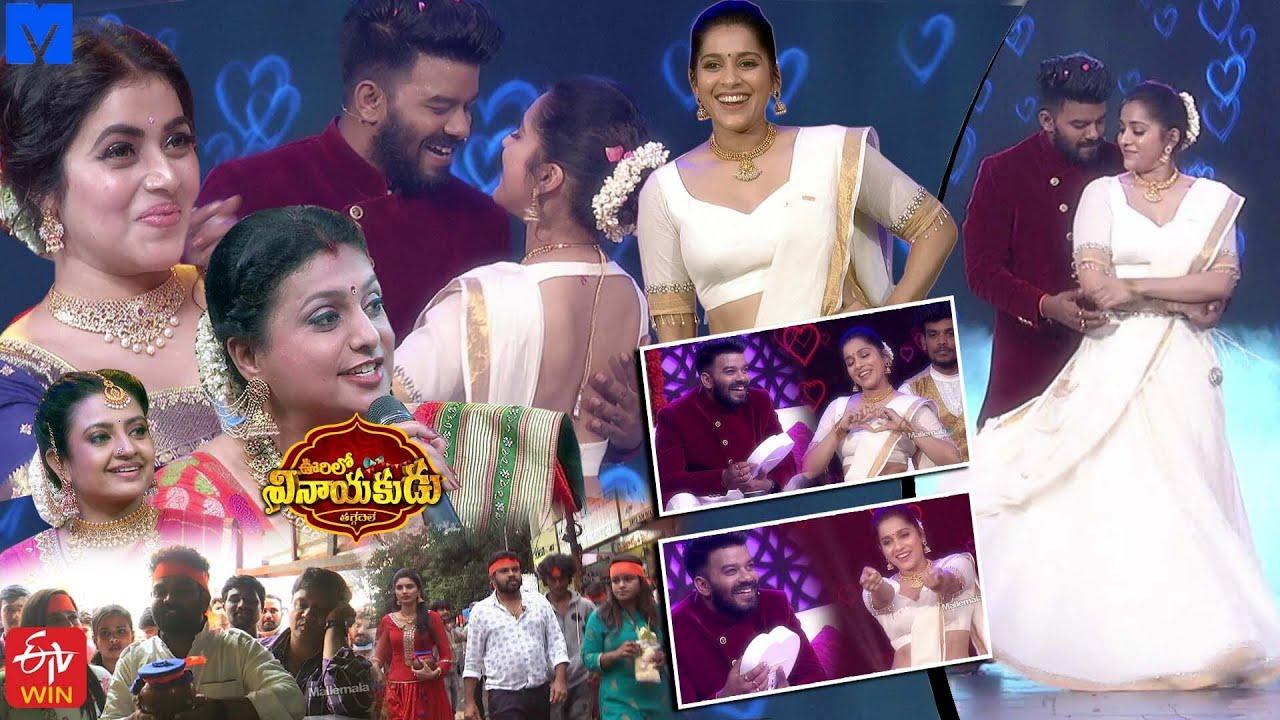 rashmi-gautam-sudheer marriage hints are given by roja, indraja