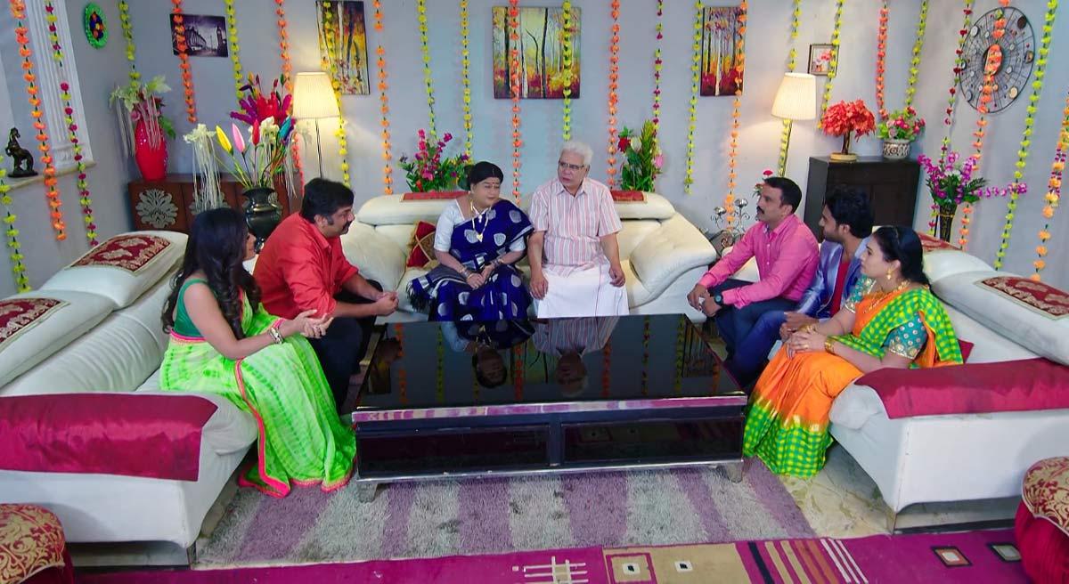 intinti gruhalakshmi 9 september 2021 thursday episode 420 highlights