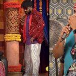 sudheer and rashmi gautam in extra jabardasth