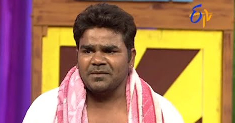 do you know why venu-came out of jabardasth