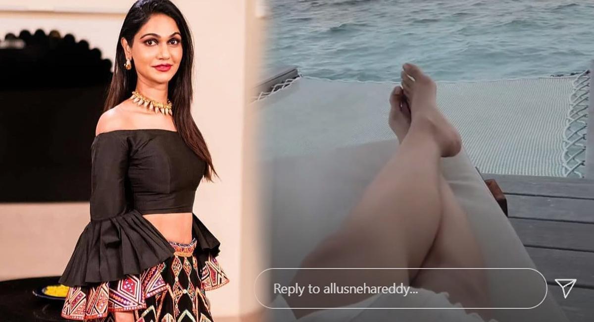 Allu Sneha Reddy : బన్నీ భార్య ఇంత దారుణమా?.. స్నేహారెడ్డిలోని హాట్ యాంగిల్   The Telugu News